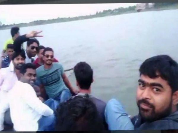 Nagpur 7 Feared Drowned As Boat Capsizes Vena River