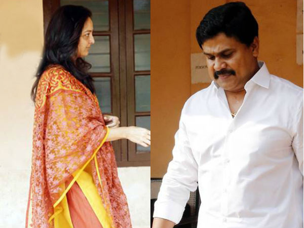 Manju Warrier got unconscious by hearing the news of arrest of Dileep