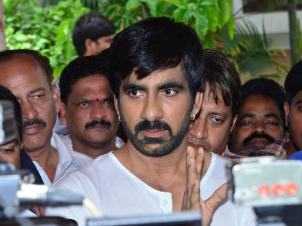 After Mumaith Khan It S Ravi Teja S Turn