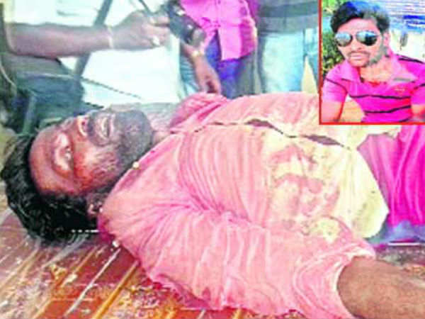 A Youth Killed His Lover S Father Brothers