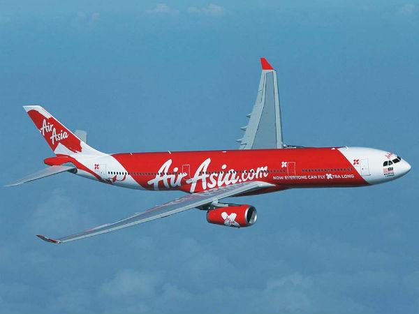 Bird Hits Airasia Flight Narrow Escape Passengers