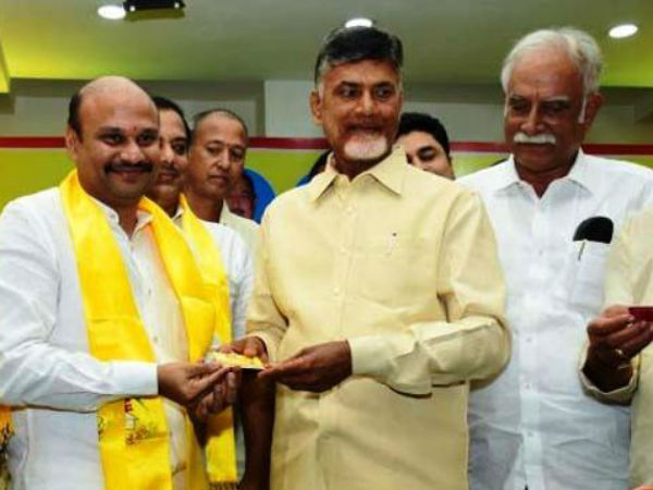 Ap Cm Chandra Babu Different Style With Diffectors