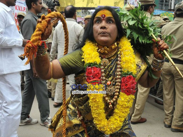 speciality of bonalu in telangana
