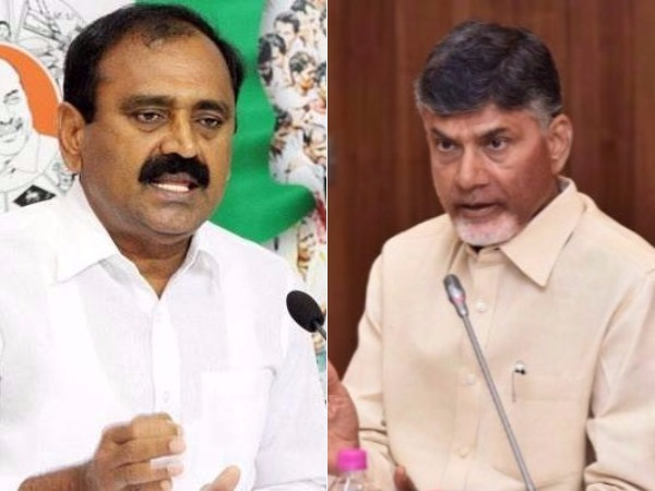 bhumana lashes out at CM Chandrababu