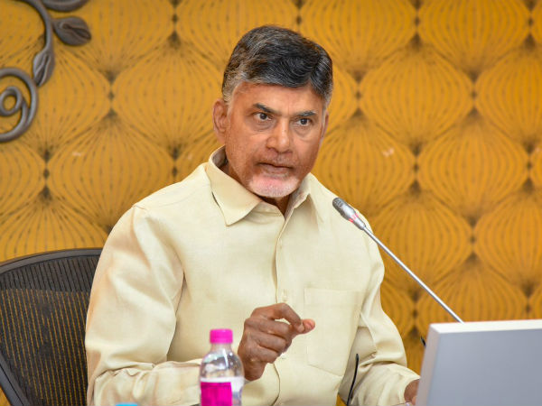 Chandrababu Naidu Explains Party Strategy Tdp Mla S