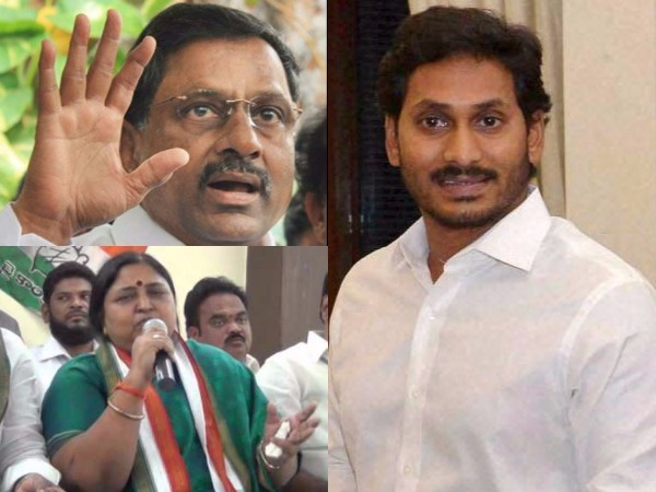 Formers Dl Ravindra Panabaka Lakshmi May Joins Ysrcp