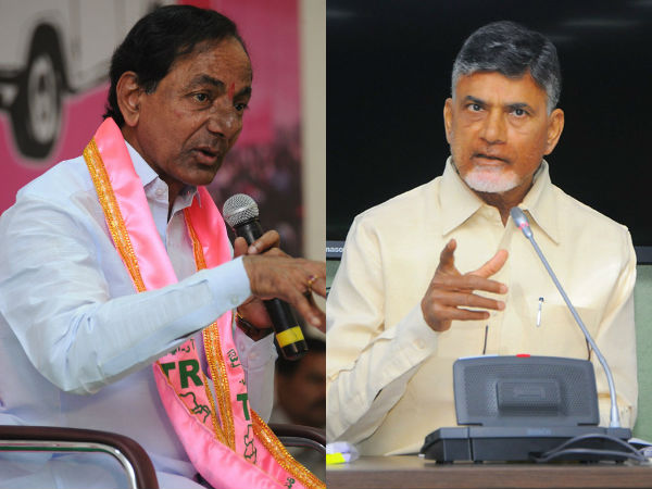 Cold War Between Kcr Chandrababu