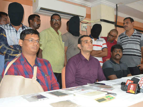 Sit Officials Counter Movie Celebrities Enquiry