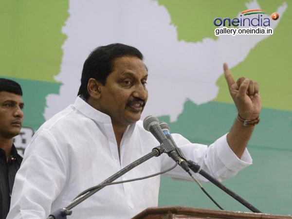 కాంగ్రెస్లోకి తిరిగి కిరణ్కుమార్రెడ్డి, ఎఐసిసిలో కీలకపదవి?