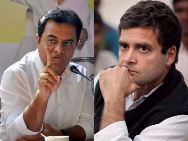 Congress is first enemy of Telangana