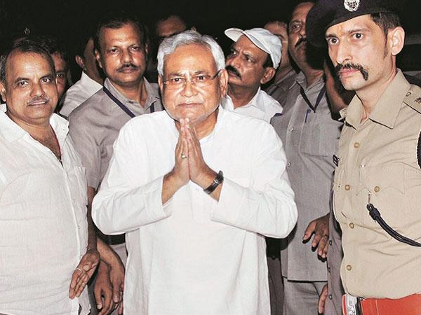 Ghar Wapsi For Nitish Kumar