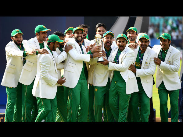 Champions Trophy Win Pakistan Players Get Rs 13 5 Million Each