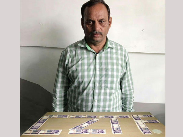 Man palming off fake Lira caught in Hyderabad