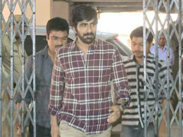 Drug Case Ravi Teja Be Grilled Today