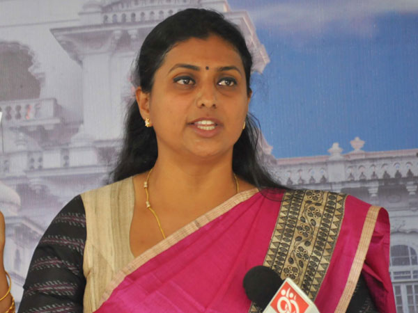 Nagari People Are Unhappy On Mla Roja