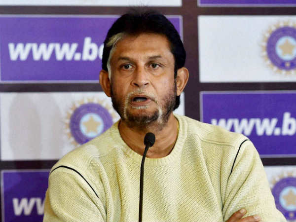 Sachin, Ganguly, Laxman unqualified to pick India coach: Sandeep Patil