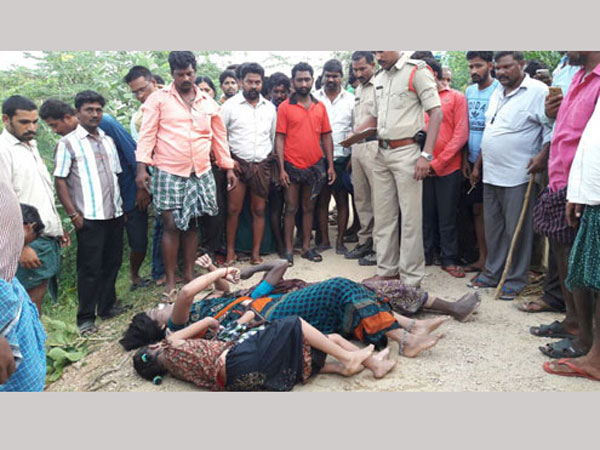 A Family Committed Suicide Khammam District