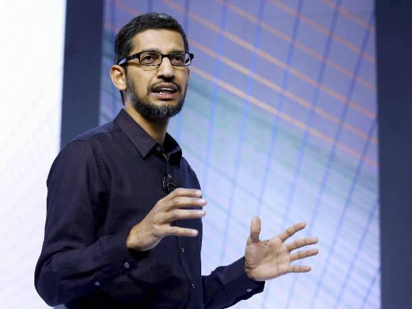 Google Ceo Sundar Pichai Is Joining The Alphabet Board Directors