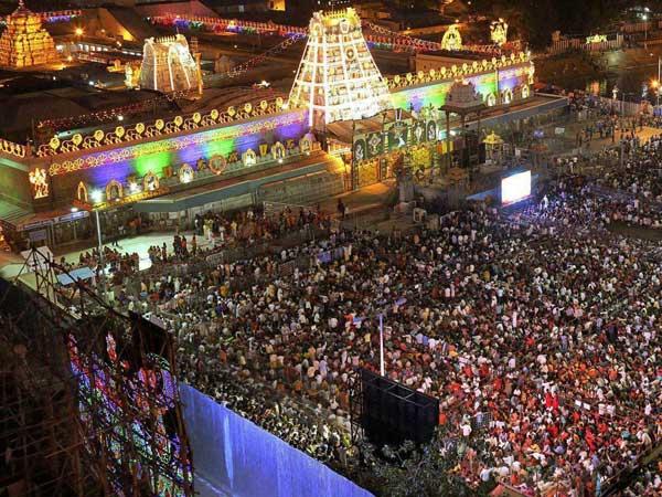7న శ్రీవారి ఆలయం మూసివేత: తెలుగు రాష్ట్రాల మీదుగా అయోధ్యకు రైలు