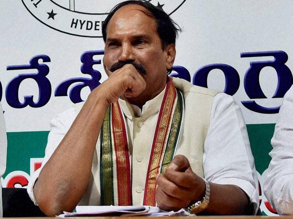Uttam Kumar Reddy Said That Congress Laders Were Not Involved