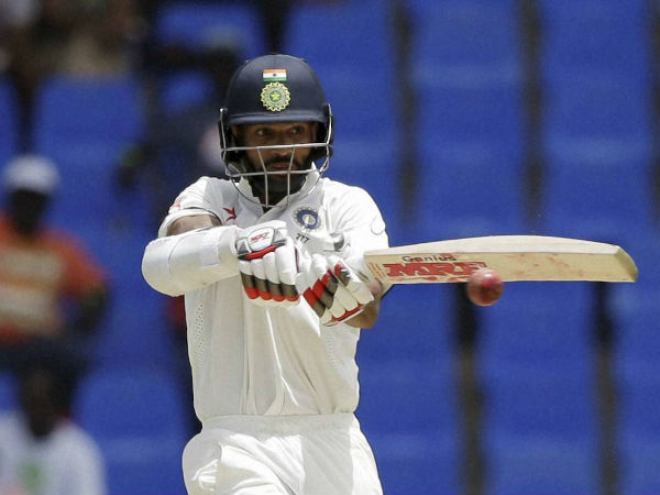 India tour of Sri Lanka: Injured Murali Vijay out, Shikhar Dhawan comes in for Test series
