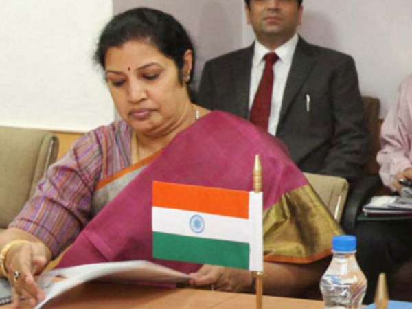 No Alliance With Yscrp Purandheshwari
