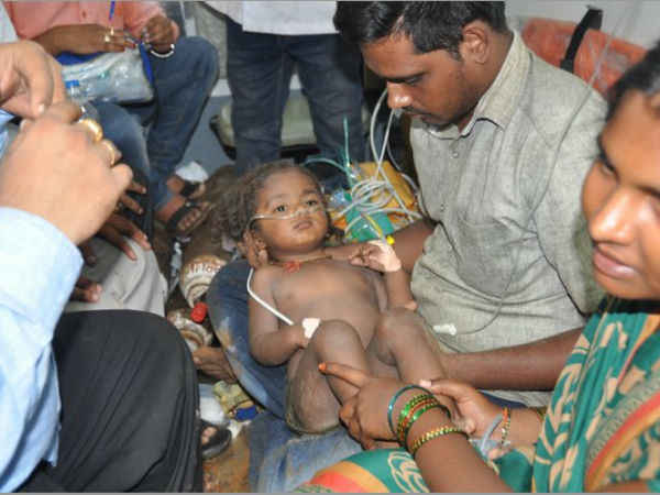 Chandrababu lauds NDRF teams after two year old rescued from borewell