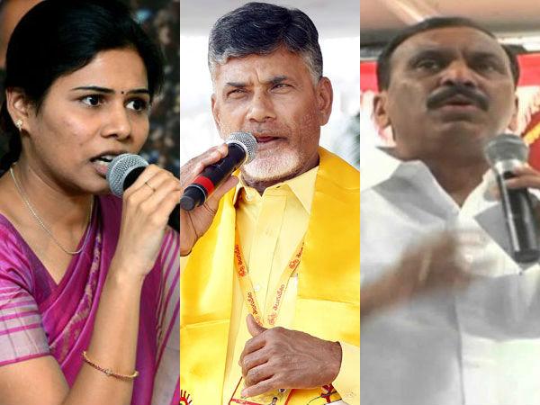 Silpa Chakrapani Reddy Responds On Firing Nandyal