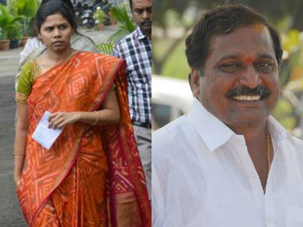 Shilpa Chakrapani Reddy Non Local Candidate Tdp