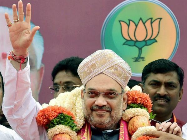 Amit Shah Decided Give His Party Karnataka Reality Check