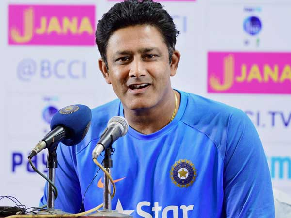 Anil Kumble Gets His Dues Post Acrimonious Exit
