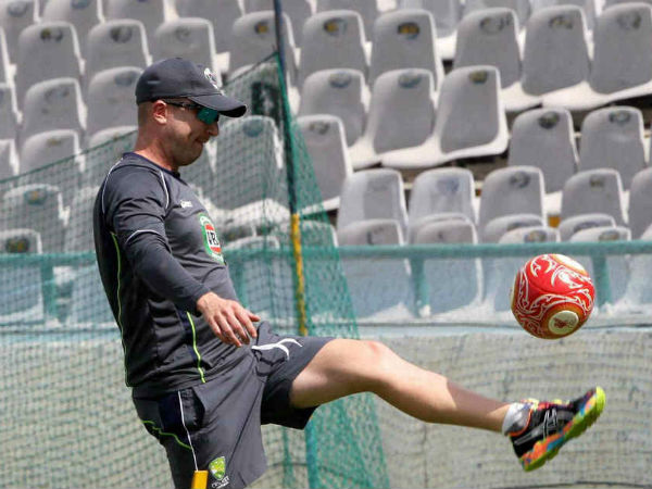 Brad Haddin roped in as Australia's fielding coach