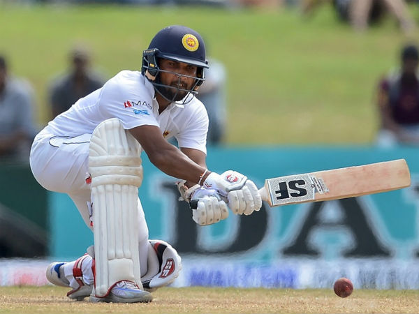 India vs Sri Lanka 2017: Batting Debacle in the First Innings Cost us: Chandimal