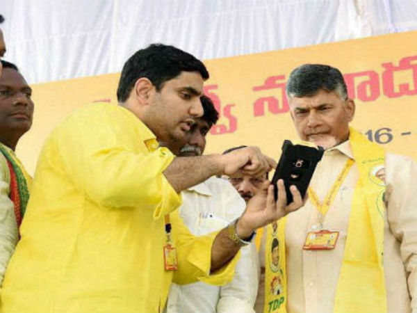 Tammineni and Narayana swamy fires at Chandrababu and lokesh
