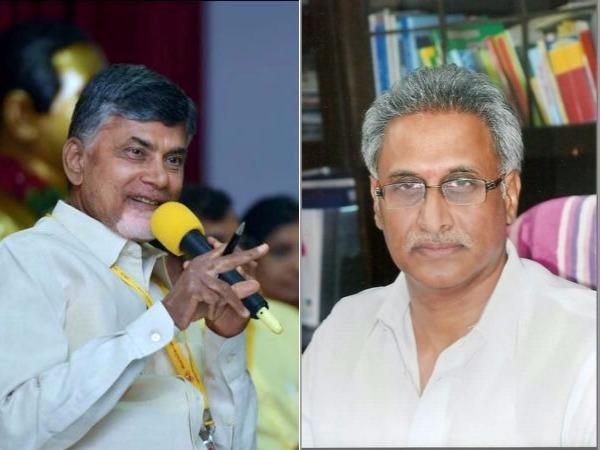 Devineni Uma Takes On Daggubati Venkateswara Rao