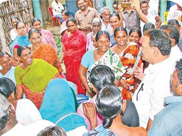 Chandra Babu Govt Is Self Defence Devarapally
