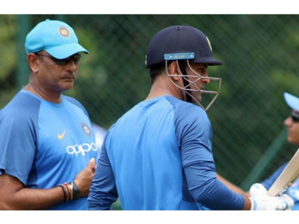 Ms Dhoni Proves That Experience Can T Be Bought Or Sold Tweets Ravi Shastri