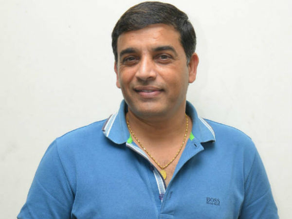 Tollywood Cine Producer Dil Raju Contest 2019 Elections
