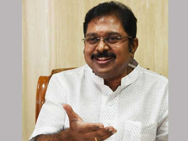 TN Governor returning chennai rivalry TTV Dinakaran camp