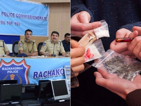 One More Drug Gang Busted Hyderabad