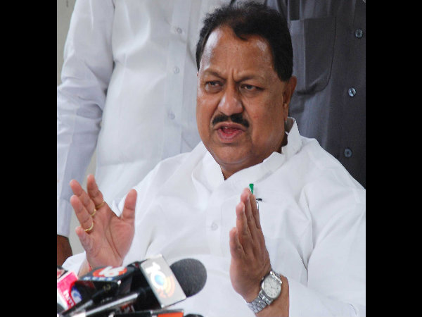 D Srinivas says he is not leaving TRS