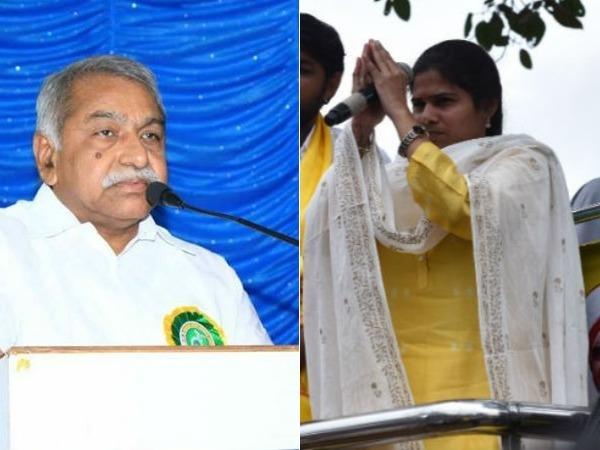 Pawan Kalyan Indirectly Supports Tdp Akhila Priya Doubt On Gangula