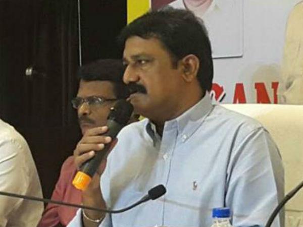 Non Bailbable Warrant Minister Ganta Srinivas Rao