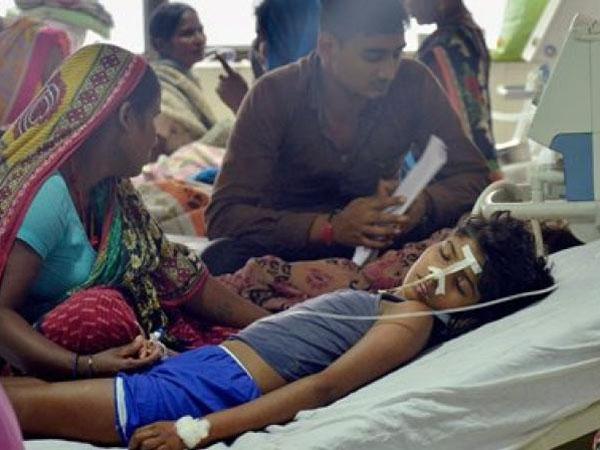 గోరఖ్పూర్లో 105కి చేరిన పిల్లల మరణాలు.. ఆసుపత్రికి వెళ్లనున్న రాహుల్ గాంధీ, సీఎం యోగి