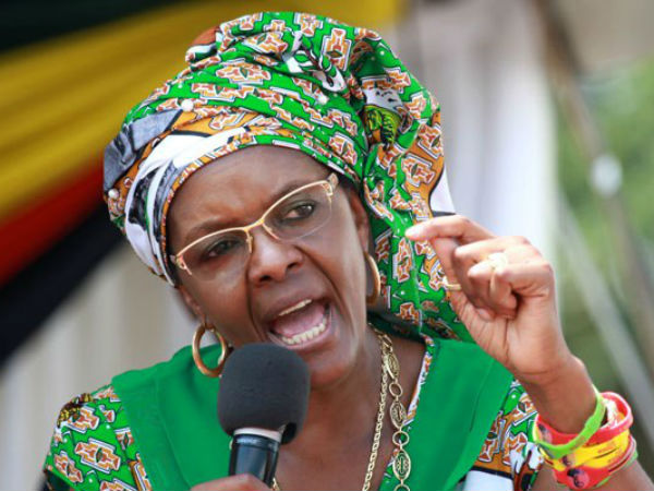 Grace Mugabe 'back in Zimbabwe' after alleged assault in South Africa