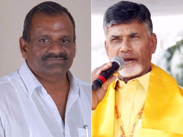 One More Wicket Down Ycp Tdp Grabbed Guttula Sai With Strategy