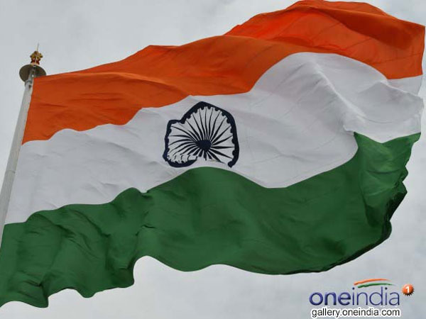 Using Indian Tri Color Flag As Whatsapp Facebook Profile Picture