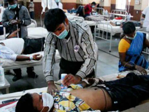 Dengue Swine Flu Attacks Telangana Districts