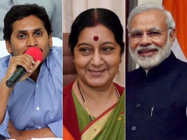 Those Three Helped Jagan Mohan Reddy Join Hands With Bjp