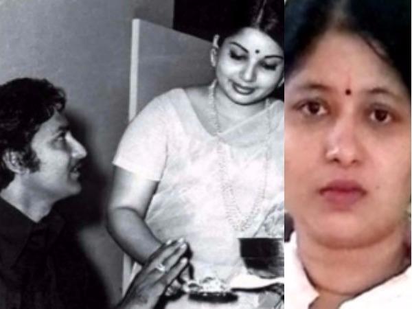 I M Jayalalithaa S Heir Says Amrita Her Letter Creating Sensational